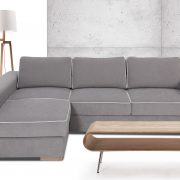 Castello Caya Design Warszawa Studio Komfort narożnik aranż 2