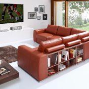 Biblio Caya Design Warszawa Studio Komfort aranżacja