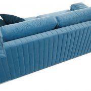 Glamour sofa Caya Design Warszawa Studio Komfort tył