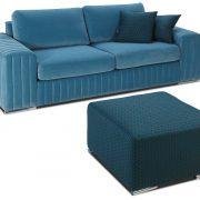 Glamour sofa puf Caya Design Warszawa Studio Komfort 1