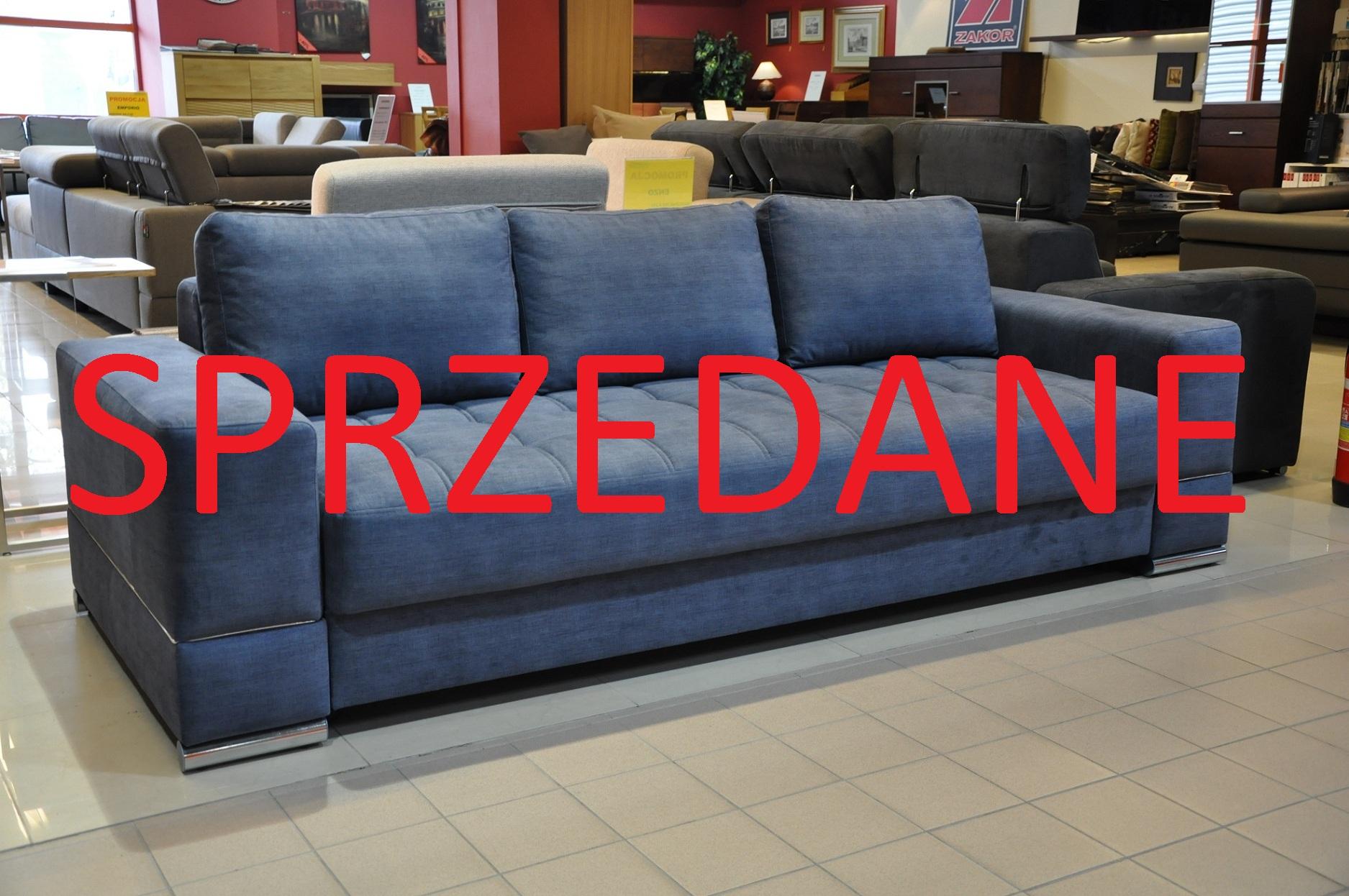 mateo Caya Design Warszawa sofa z funkcją spania i pojemnikiem studio komfort