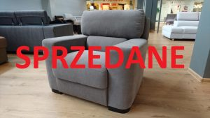 SCARLET Caya Design Warszawa Studio Komfort fotel MYSTIC 69 AQUACLEAN SPRZEDANE