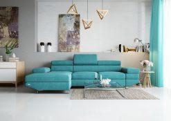 Avanti z otomana Caya Design Warszawa Studio Komfort