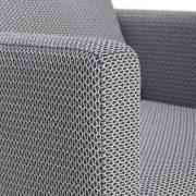 Yoko Caya Design Warszawa Studio Komfort fotel bok