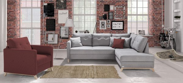 Yoko Caya Design Warszawa Studio Komfort narożnik !!! 1