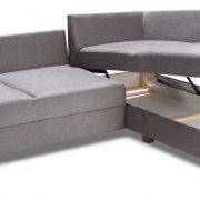 Yoko Caya Design Warszawa Studio Komfort narożnik pojemnik na pościel