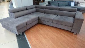 Caya Design Enzo narożnik Studio Komfort Warszawa promocja ASPEN 10 od Fargotex
