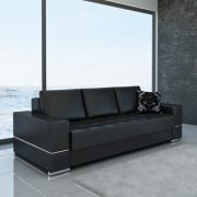Mateo Caya Design Warszawa Studio Komfort sofa czarna