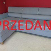 Narożnik Novell z otomaną Caya Design Warszawa Studio Komfort SPRZEDANE
