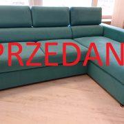 Narożnik Vento z otomaną Caya Design Warszawa Studio Komfort tkanina Italvelluti SABBIA 1 SPRZED
