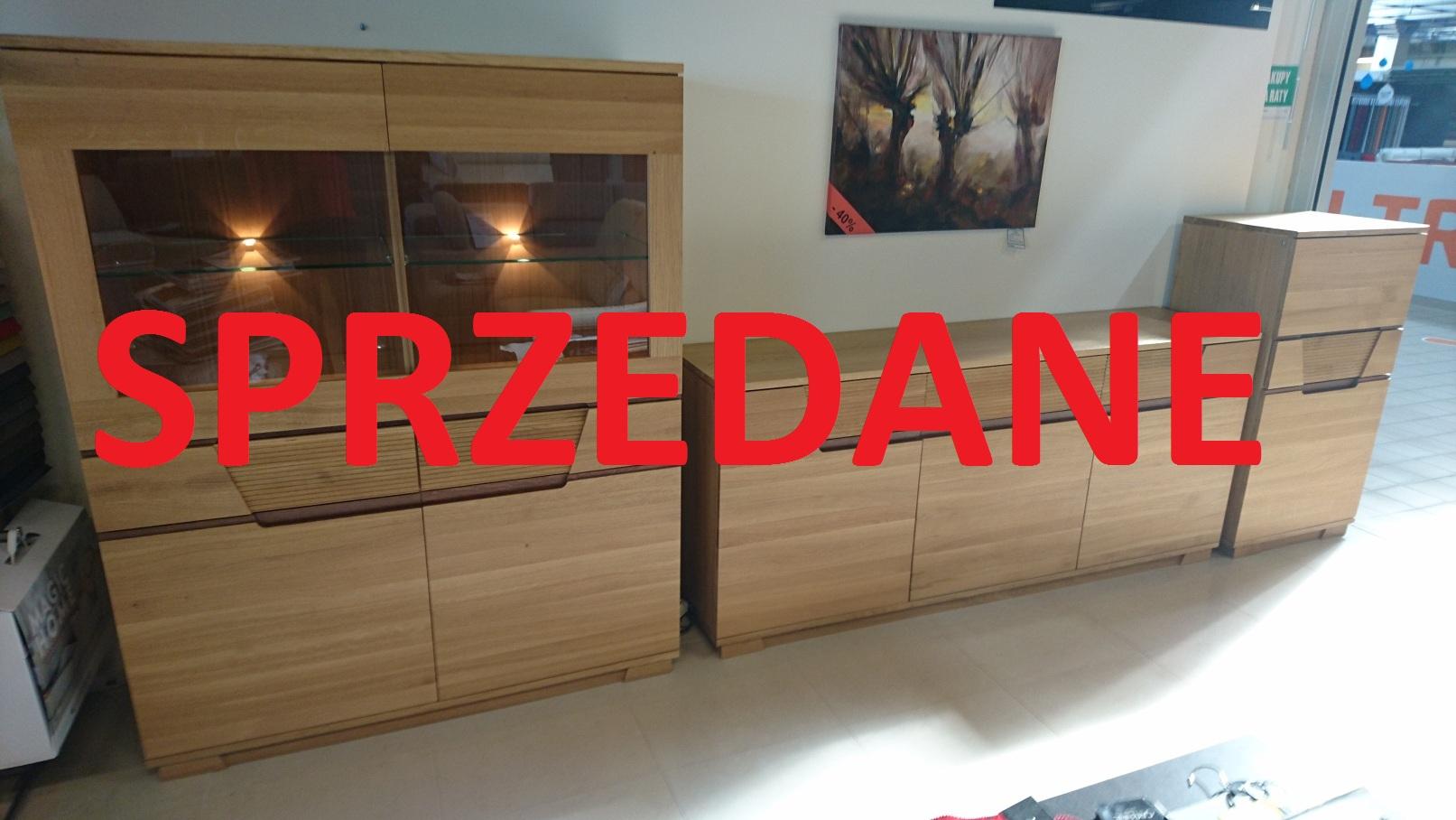 Hatillo Zakor Warszawa Studio Komfort zestaw mebli sprzedane