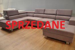 Enzo Caya Design Warszawa Studio Komfort narożnik modułowy tkanina hydrofobowa ASPEN 06 SPRZEDANE