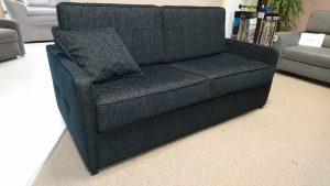 Slim Emmohl Warszawa Studio komfort sofa 2,5 z funkcją spania deko