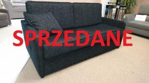 Slim Emmohl Warszawa Studio komfort sofa 2,5 z funkcją spania deko SPRZEDANE