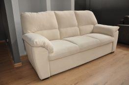 YORK Caya Design Warszawa Studio Komfort Sofy 3 z funkcją spania 2 z pojemnikiem Tkanina Penta sofa 3 profil