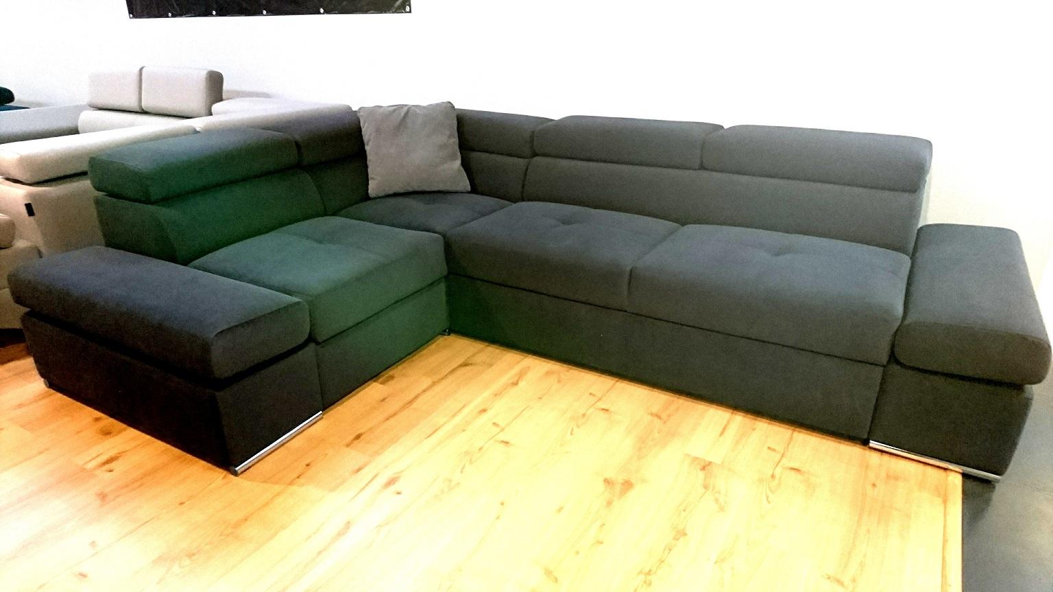 Ekspozycja Wyprzeda Lorenzo Naro Nik Z Funkcj Spania Tkanina Carabu 91 Studio Komfort Warszawa