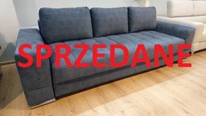 MATEO Caya Design Warszawa Studio Komfort sofa z funkcją spania i pojemnikiem tkanina profil SPRZEDANE