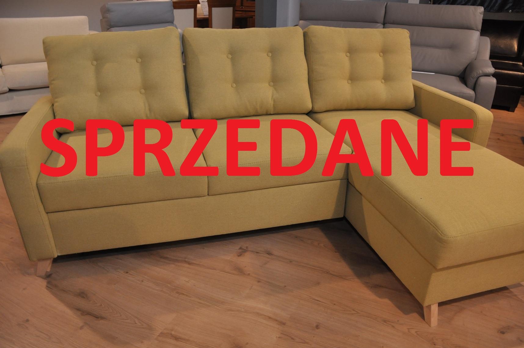 BOSCO Caya Design Warszawa STUDIO KOMFORT narożnik z funkcją spania i pojemnikiem tkanina Mostar 2890 od TOP TEXTIL SPRZEDANE