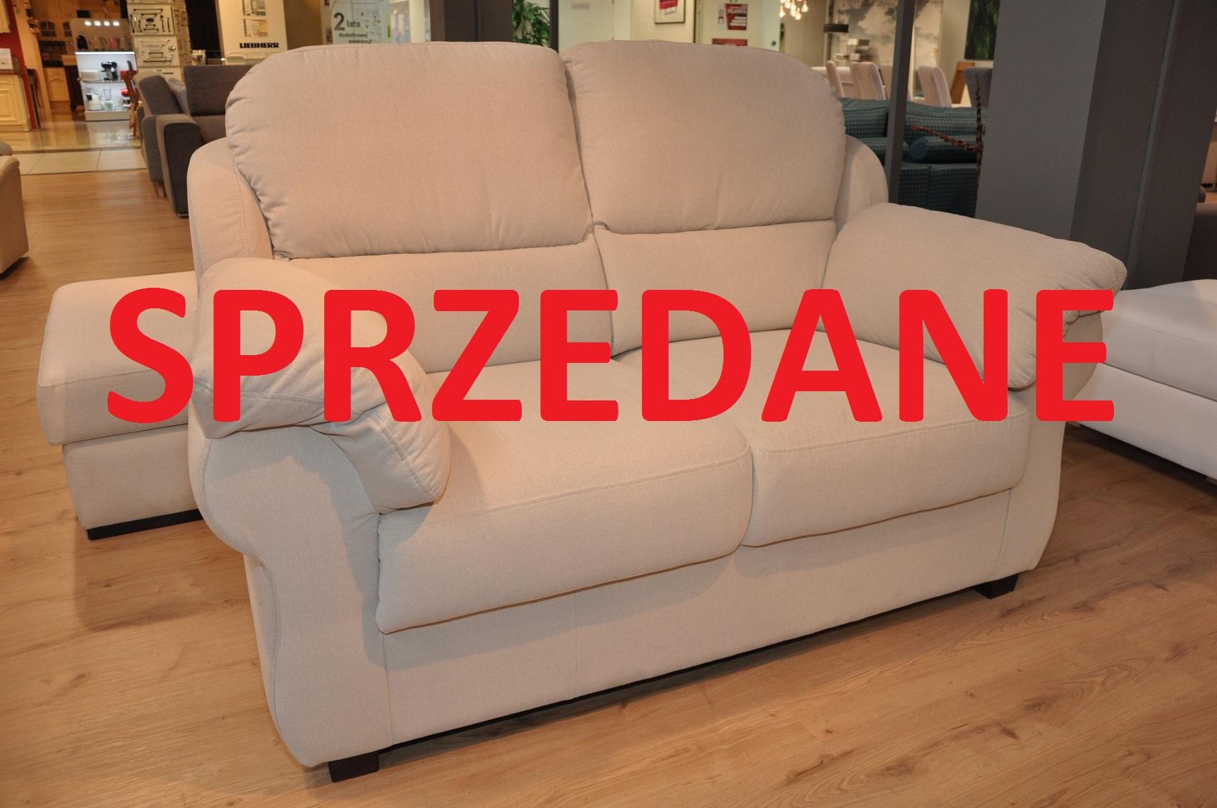 FLAVIO Caya Design Warszawa STUDIO KOMFORT sofa 2 tkanina PERSEMPRA od ITALVELLUTI sprzedane