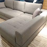 CASTELLO Caya Design Warszawa STUDIO KOMFORT narożnik z funkcją spania i pojemnikiem tkanina OXFORD od Fargotex PROFIL 2