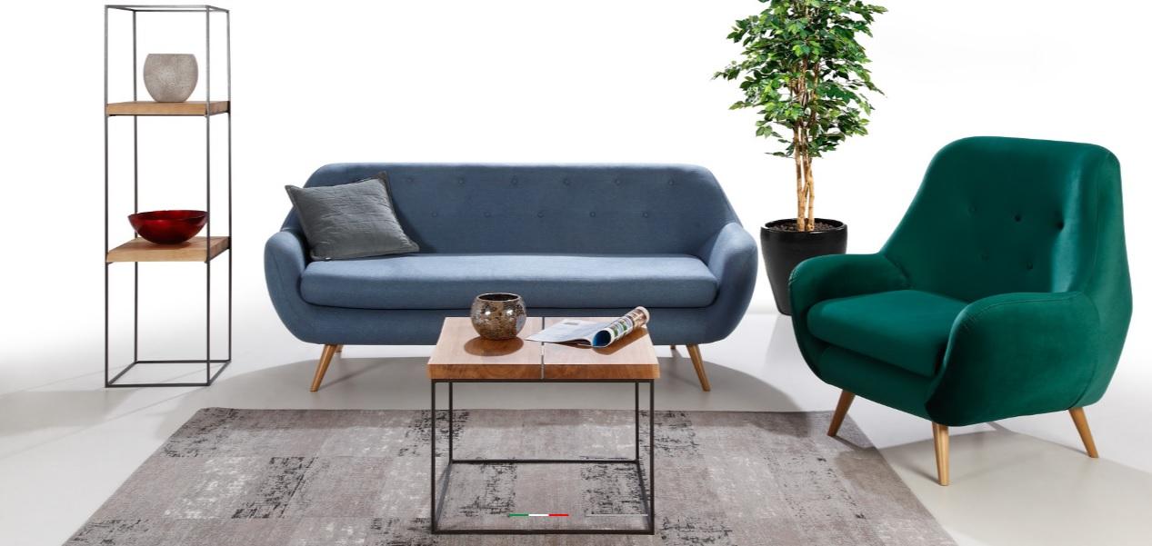STILO Caya Design Warszawa Studio Komfort sofy fotel