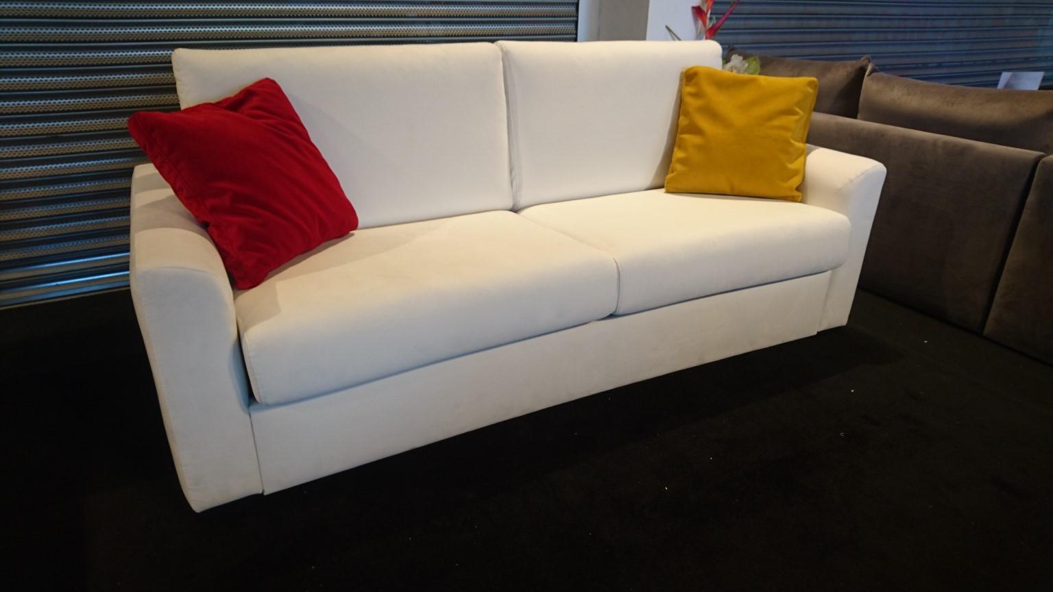 ASTI EMMOHL Warszawa Meble STUDIO KOMFORT sofa rozkładanya z funkcją spania codziennego tkanina hydrofobowa DOLCE 09
